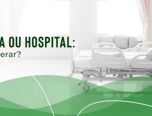 Clínica ou hospital: onde realizar sua cirurgia plástica?