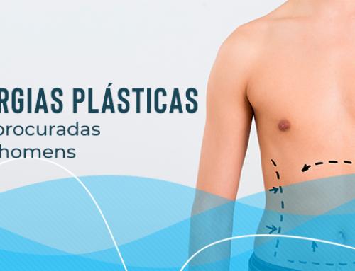 Cirurgia plástica para homens: quais são os procedimentos mais procurados por eles?