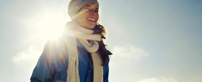 Recuperação da cirurgia plástica durante o inverno