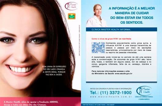 Campanha dia das crianças e campanha h1n1