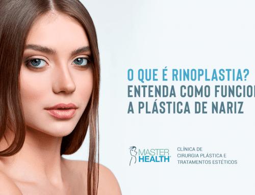 O que é rinoplastia? Entenda como funciona a plástica de nariz