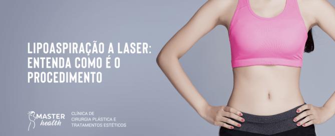 lipoaspiração a laser