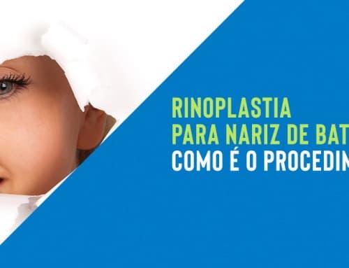Rinoplastia no nariz de batata: como é o procedimento?