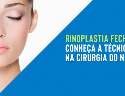 Rinoplastia fechada: conheça a técnica usada na cirurgia do nariz