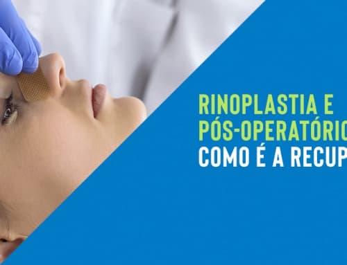 Rinoplastia pós-operatório: como é a recuperação?