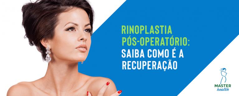 Rinoplastia pós-operatório: saiba como é a recuperação