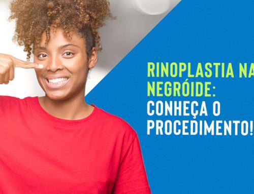 Rinoplastia nariz negroide: conheça o procedimento!