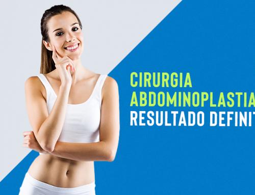 Cirurgia abdominoplastia tem resultado definitivo?