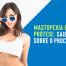 Mastopexia com prótese antes e depois