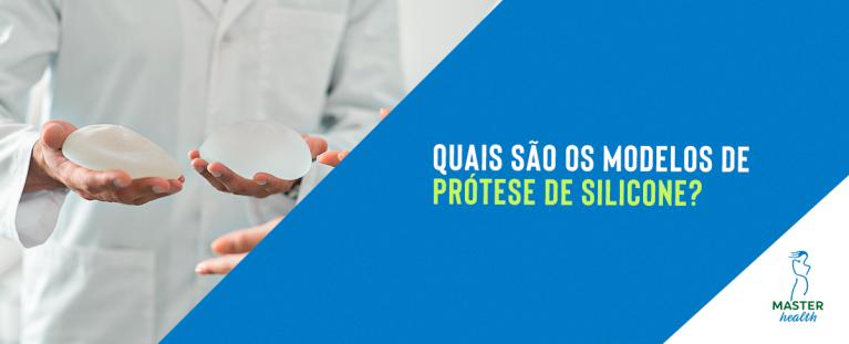 modelos de prótese de silicone