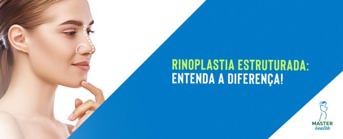 rinoplastia estruturada o que é