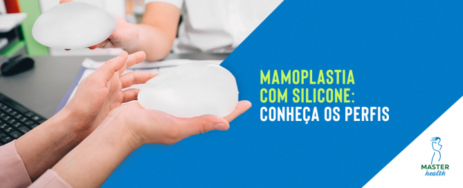 Mamoplastia com silicone