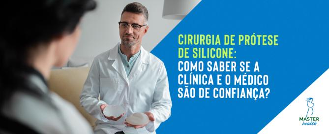 Cirurgia de prótese de silicone