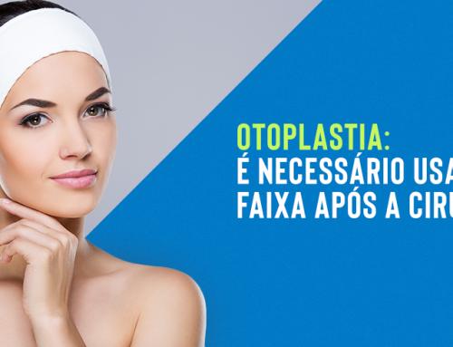 Faixa otoplastia: é necessário usar após a cirurgia?
