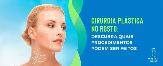 Cirurgia plástica no rosto: descubra quais procedimentos podem ser feitos