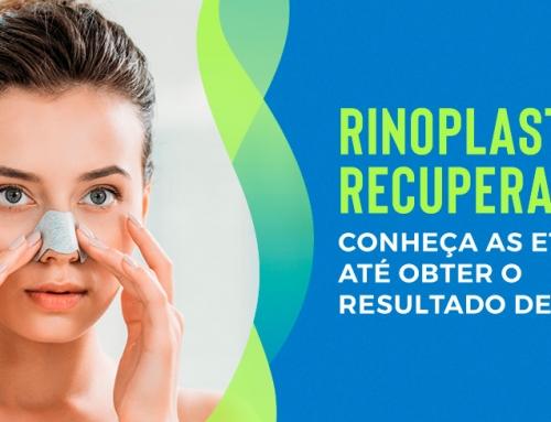 Rinoplastia recuperação: conheça as etapas até obter o resultado desejado