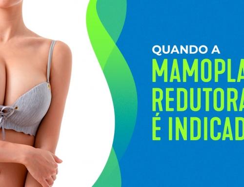 Quando a mamoplastia redutora é indicada?