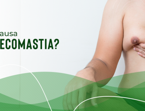 O que causa a ginecomastia nos homens?