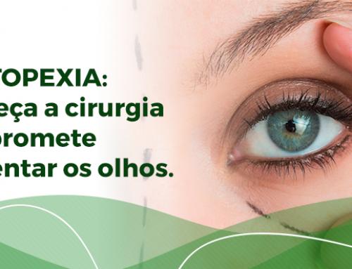 Cantopexia: conheça a cirurgia que promete modificar o formato dos olhos