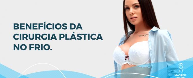benefícios da cirurgia plástica no frio