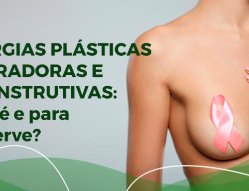 Cirurgia plástica reparadora: quando é indicada?